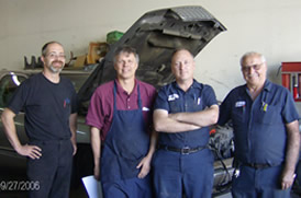 RDS-Automotive-car-repair-team